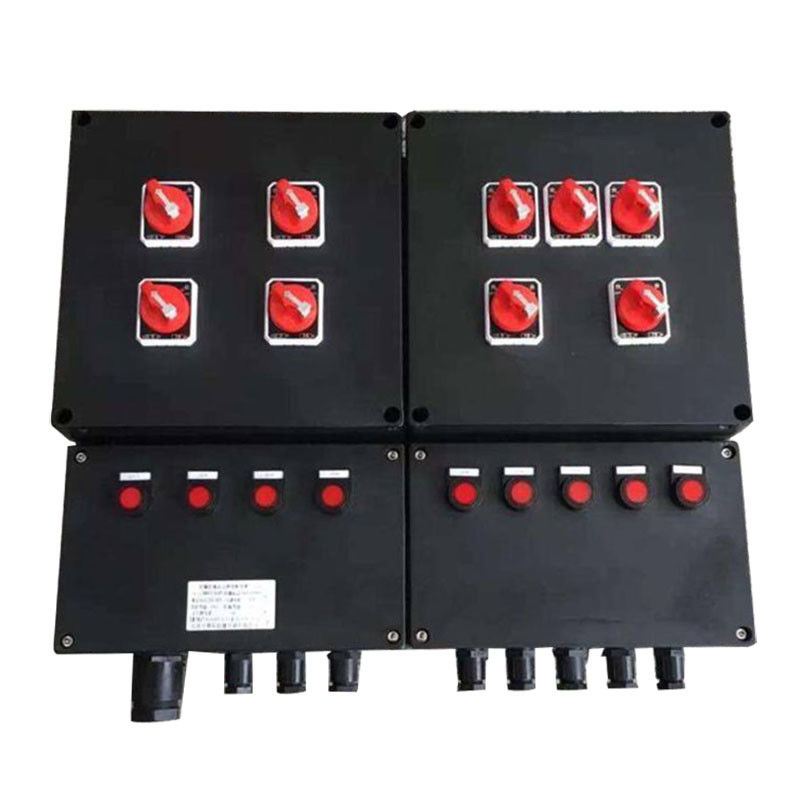 ABS Anti Corrosion Explosion Proof  Panel , 220V / 380V Electrical Control Board