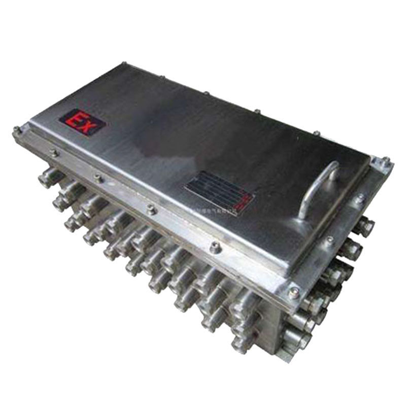 BXM Explosion Proof  Distribution Box / Control Panel Board With 304 Stainless Steel