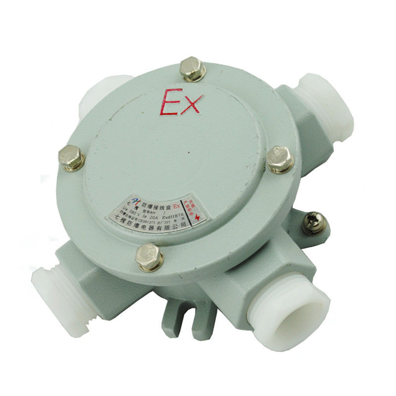 Surface Mounted Explosion Proof Cable Pull Box / Junction Box Class 1 Div 2