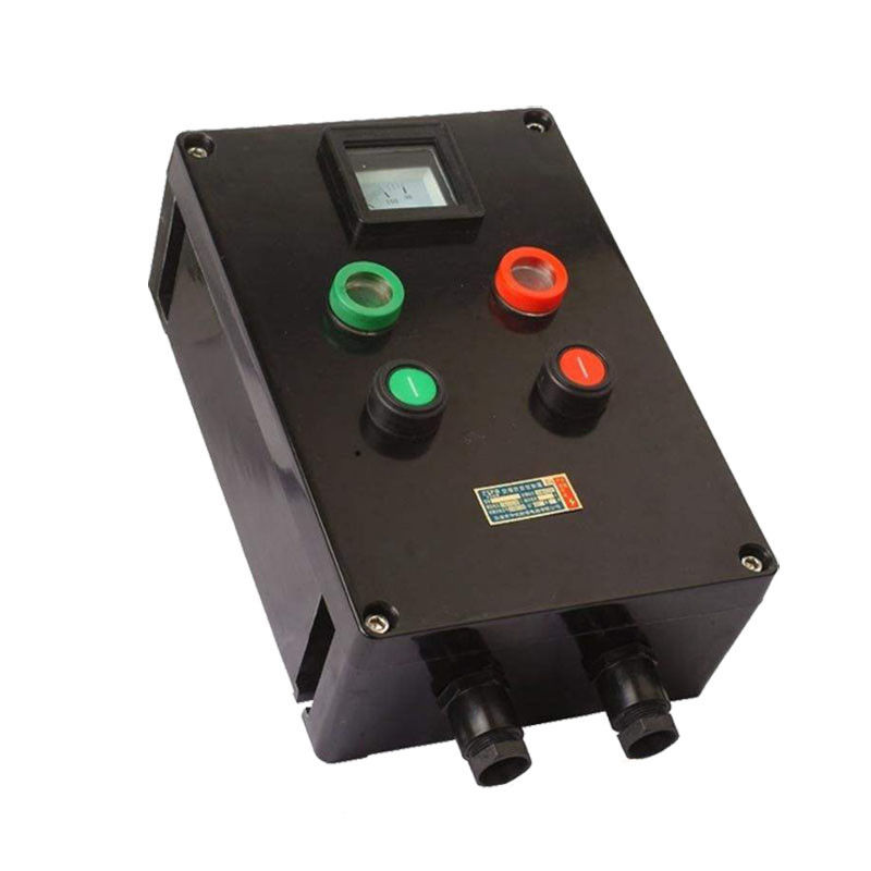 Hazardous Location Explosion Proof Control Station , Plastic Explosion Proof Motor Starter