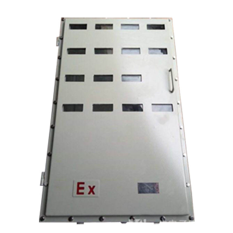 Waterproof / Dust Proof Explosion Proof Enclosures For Gas Extraction Industries