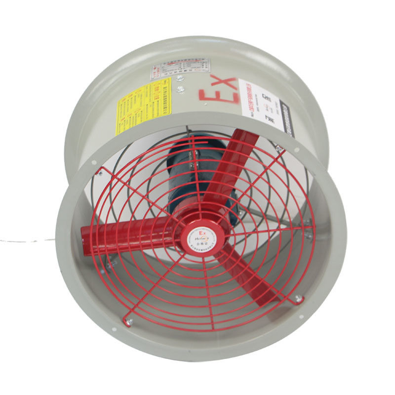 Industrial Grade Motors Explosion Proof Fan For Spray Booth Industrial Grade